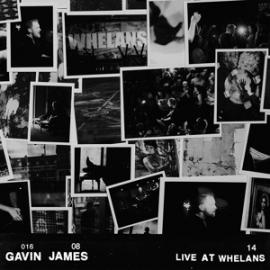 Gavin James - Live at Whelans   LP