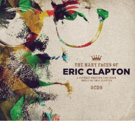 Various - Many faces of Eric Clapton | 3CD
