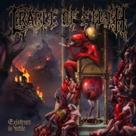 Cradle Of Filth - Existence Is Futile   CD