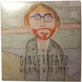 Gingerbeard - Walking with Jimmy  | cd-single