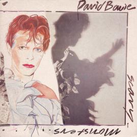 David Bowie - Scary monsters    | 2e hands vinyl LP