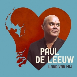 Paul de Leeuw - Land van mij | CD
