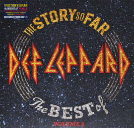 Def Leppard ‎– The Story So Far: The Best Of Volume 2 | 2LP