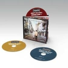 Oasis - (What's the story) Morning glory   3CD