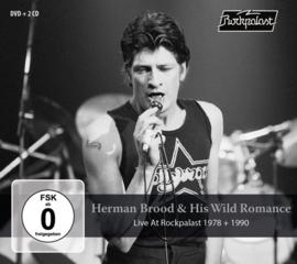 Herman Brood - Live At Rockpalast |  CD+DVD