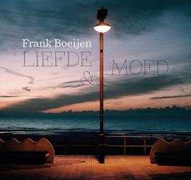 Frank Boeijen – Liefde & Moed - CD = Deluxe edition=