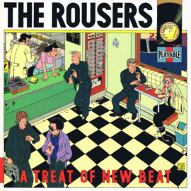 Rousers - A treat of new beat | LP + single + cd