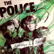 "Police ‎– Message In A Bottle | 2X7"" single -coloured vinyl-"