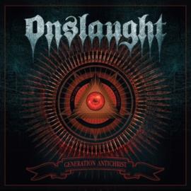 Onslaught - Generation Antichrist | CD