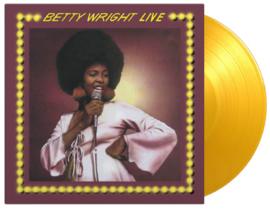 Betty Wright - Betty Wright live   LP -Coloured vinyl-