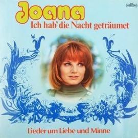 Joanna - Ich Hab' Die Nacht Geträumet - Lieder Um Liebe Und Minne    | 2e hands vinyl LP