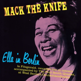Ella Fitzgerald - Ella In Berlin (Mack te knife) | LP  -coloured vinyl-
