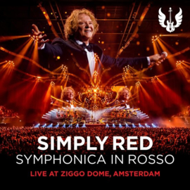 Simply Red - Symphonica in Rosso | CD + DVD