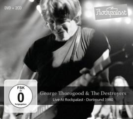 George Thorogood - Live at Rockpalast   2CD + DVD