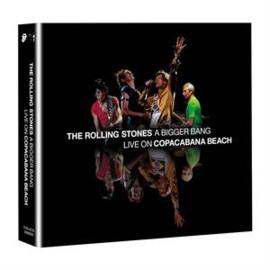 Rolling Stones - A Bigger Bang - Live On Copacabana Beach | DVD+2CD
