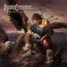 Hate eternal - Upon desolate sands  | CD