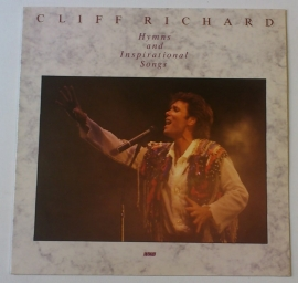 Cliff Richard - Hymns and inspirational songs  | 2e hands vinyl LP