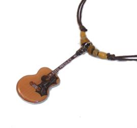 Halsketting gitaar -  J200 ( Elvis Presley)