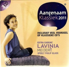 Various - Aangenaam klassiek 2011 - 2CD + Bonus CD
