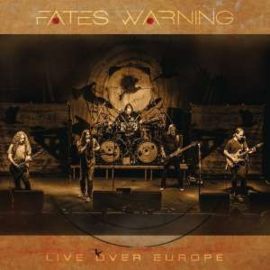 Fates Warning - Live over Europe   3LP+2CD