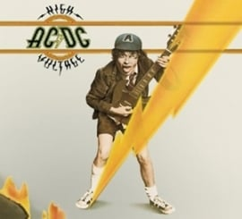 AC/DC - High voltage | LP