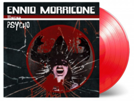 Ennio Morricone - Psycho | 2LP -Coloured vinyl-