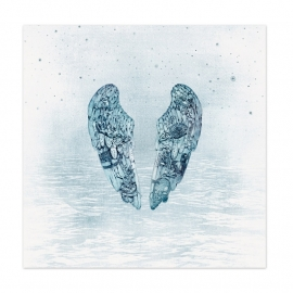Coldplay - Ghost stories live 2014 | CD + DVD