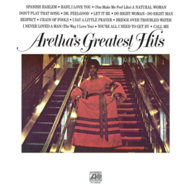 Aretha Franklin - Aretha's greatest hits | LP
