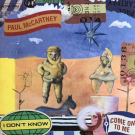 "Paul McCartney - I don't know  | 7"" single"