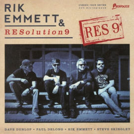 Rik Emmett & Resolution - Res9 | CD