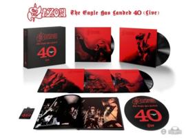 Saxon - Eagle Has Landed 40 (Live | 5LP boxset