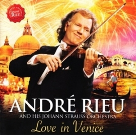 André Rieu - Love in Venice | CD