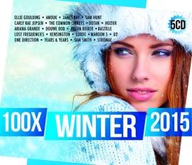 Various - 100 X Winter 2015 | 5CD