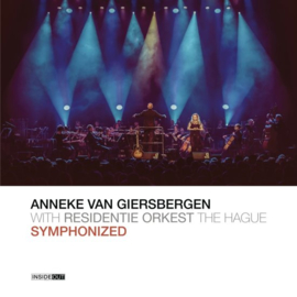 Anneke van Giersbergen - Symphonized | 2LP + CD -coloured vinyl-