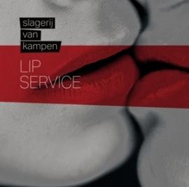 Slagerij van Kampen -  Lip service | LP + CD