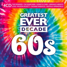 Various - Greatest Ever Decade: 60'S | 4CD