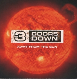 3 door down / Away from the sun  | CD-single