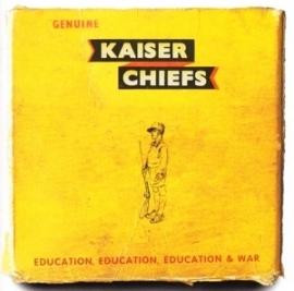 "Kaiser Chiefs - Education education education & war | LP + 7"" single"