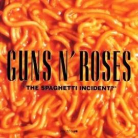 Guns n' roses - The spaghetti accident   CD