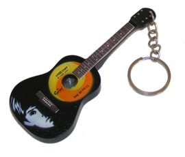 Sleutelhanger  Acoustic  Beatles 'Record label' tribute