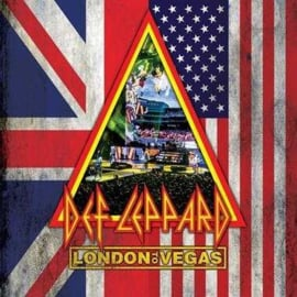 Def Leppard - London To Vegas | 4cd + 2Blu-ray
