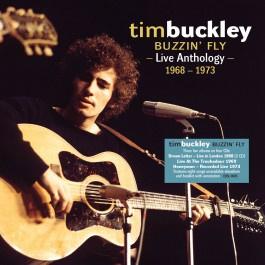Tim Buckley - Buzzin'  fly live anthology  | 4CD