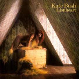 Kate Bush - Lionheart | CD -remastered-
