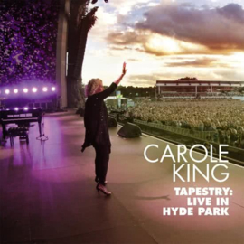 Carole King - Tapestry live in Hyde Park   LP