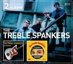 Treble Spankers - 2 for 1: Araban / Hasheeda | 2CD