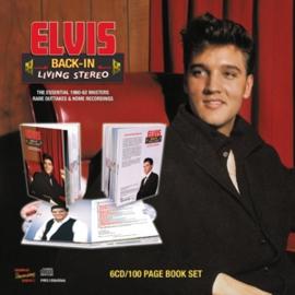 Presley, Elvis - Back-In.. -Cd+Book- | CD