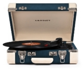Crosley Cruiser Executive Blue/White