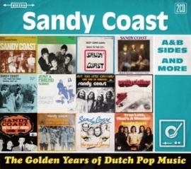 Sandy Coast - Golden years of Dutch Pop Music   2CD