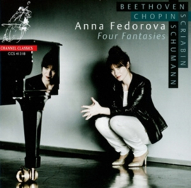 Anna Fedorova - Four Fantasies | CD