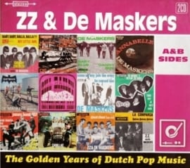 ZZ & De Maskers- Golden years of Dutch Pop Music | 2CD